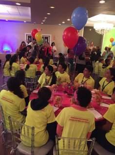 Fundación Internacional Amigos del Niño con Cáncer.